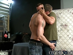 Kinky homos Jace Chambers and Kacey Jones fuck like crazy
