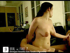 Real or faux: 150 cum shots in movies !!! (Str8, fag & Solo Scenes)