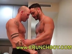 CARLOS MORGAN fucked by MAX DURAN no taboo