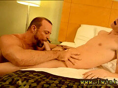 How to pummel a queer mans backside wide open first time Twink rent boy Preston