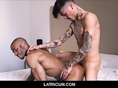 Spanish Latino Twink Kendro Meets With Black Latino Guy In Uruguay For Fucking Scene
